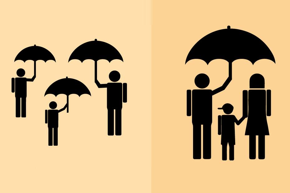 Gói bảo hiểm cá nhân hay gia đình đều mang lại lợi ích riêng.