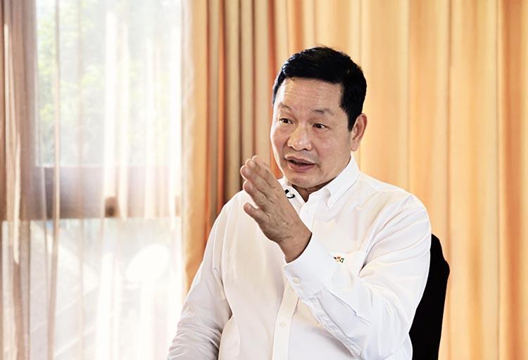 Giải pháp của FPT giúp các doanh nghiệp Việt đạt được miễn dịch cộng đồng là ước mơ lớn của ông Trương Gia Bình và tập đoàn này.