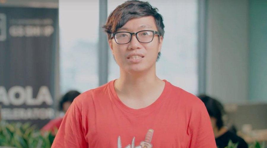 Nguyễn Thành Trung, CEO Sky Mavis.