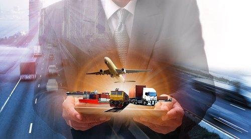 Ảnh: AI sẽ giúp các công ty logistics nâng cao trải nghiệm khách hàng và dự báo doanh thu. Ảnh: IndiaMart.