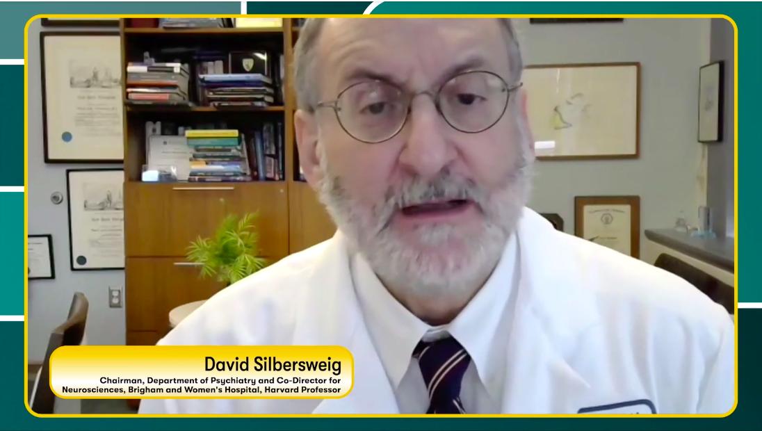 Giáo sư David Silbersweig