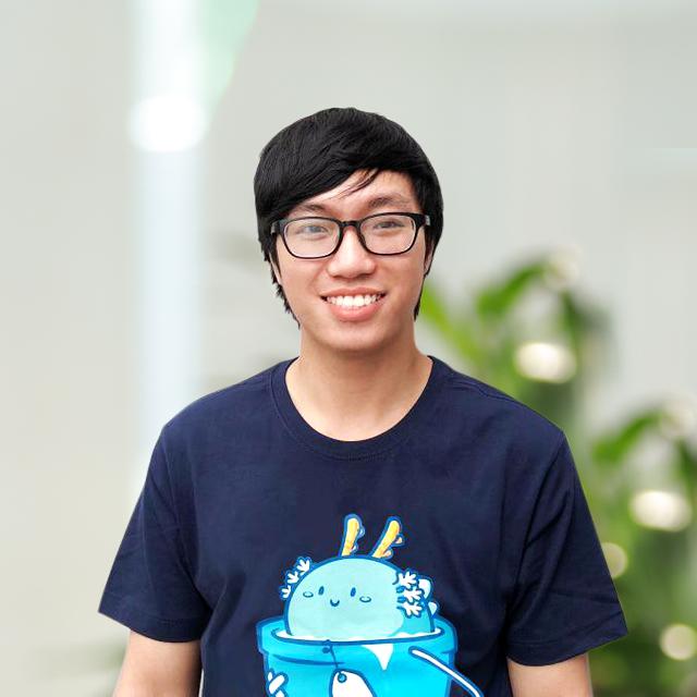 Nguyễn Thành Trung - cha đẻ của game Axie Infinity.