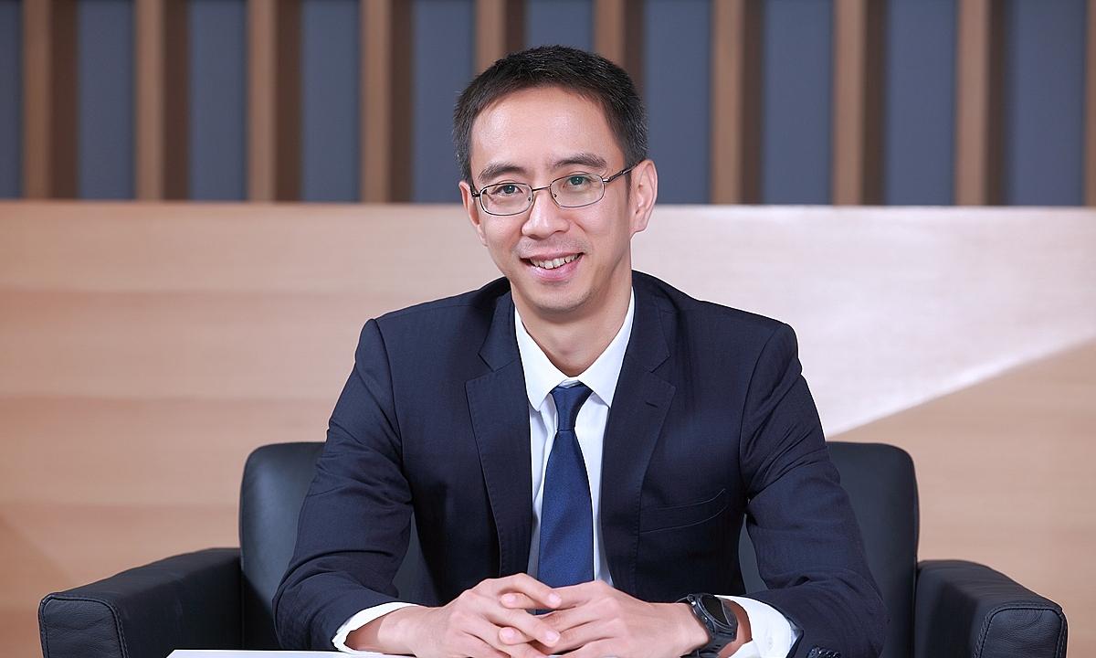 Ông Ngô Đăng Khoa, Giám đốc khối kinh doanh tiền tệ, thị trường vốn và dịch vụ chứng khoán, Ngân hàng HSBC Việt Nam. Ảnh:HSBC