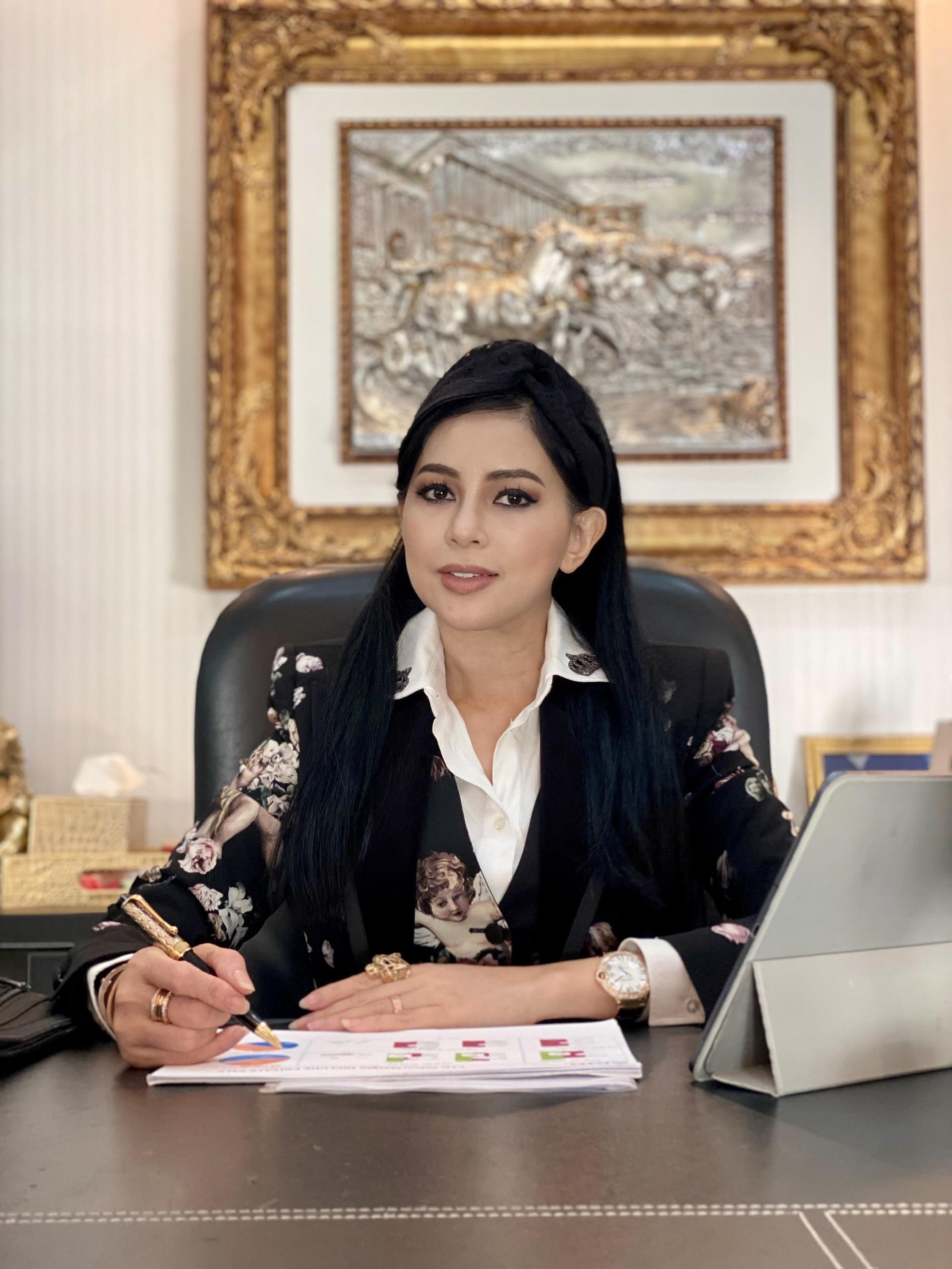 Doanh nhân Lê Hồng Thuỷ Tiên- CEO Tập đoàn IPPG.