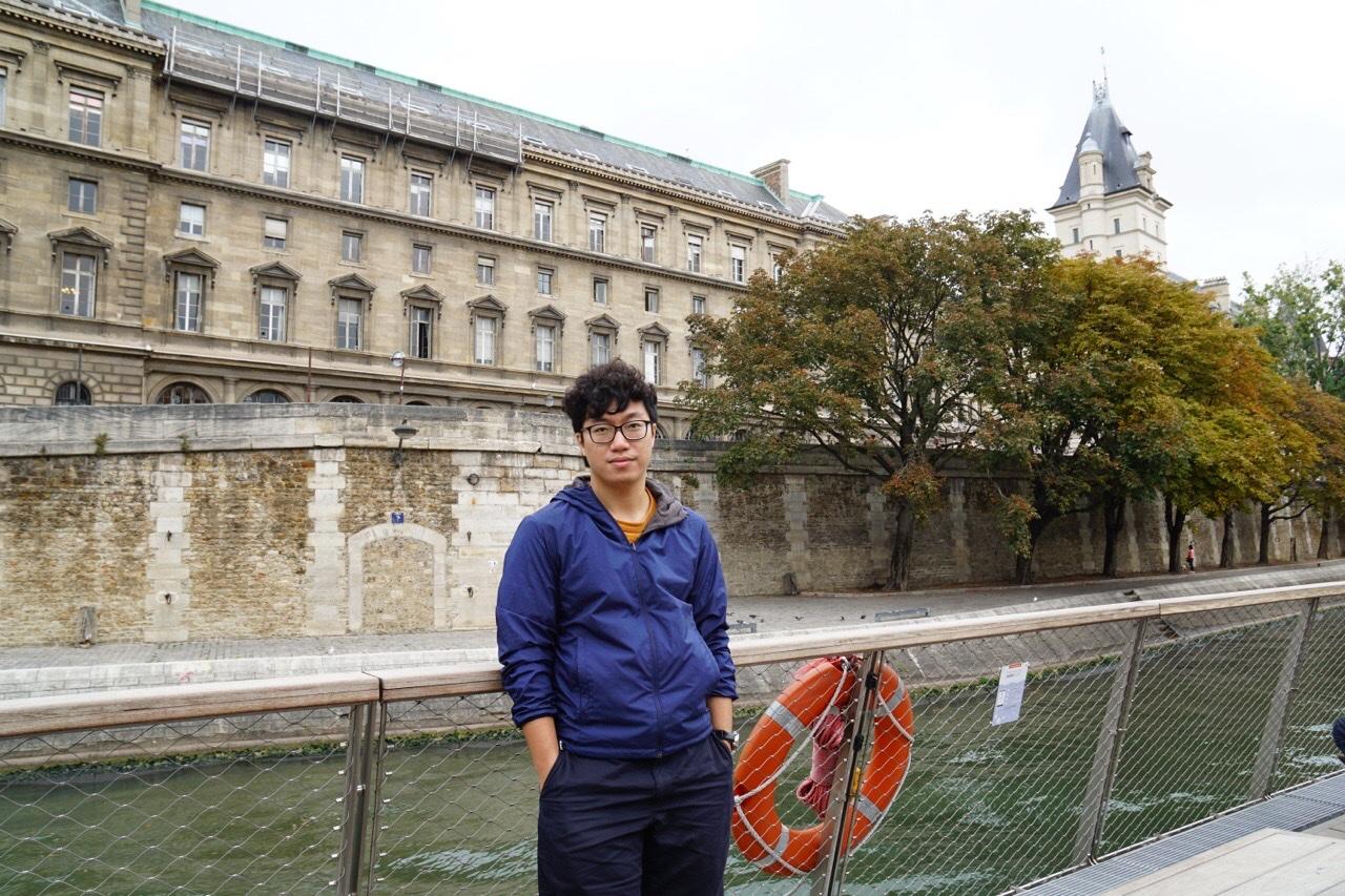 Nguyễn Thành Trung - cha đẻ của game tỷ USD Axie Infinity. Ảnh: NVCC