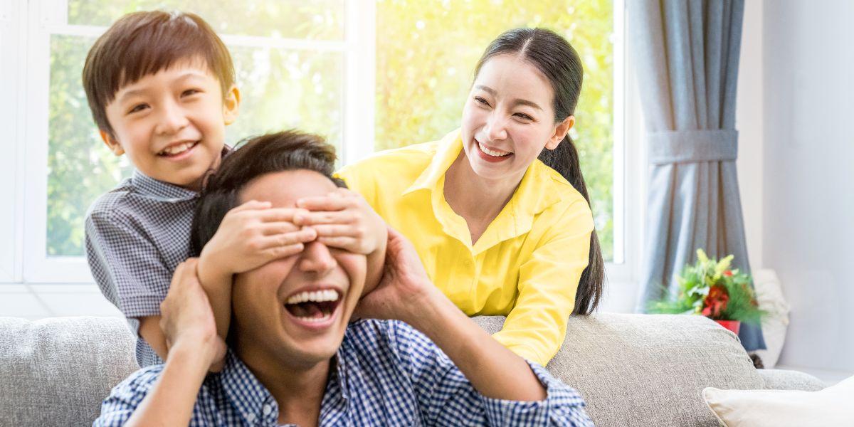 Bảo hiểm nhân thọ giúp bảo vệ gia đình trước rủi ro trong cuộc sống.