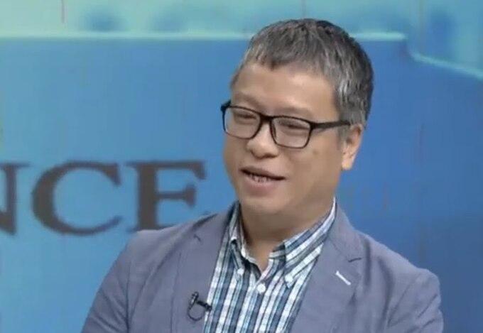 Chuyên gia bảo hiểm Nguyễn Nam Sơn. Ảnh chụp màn hình
