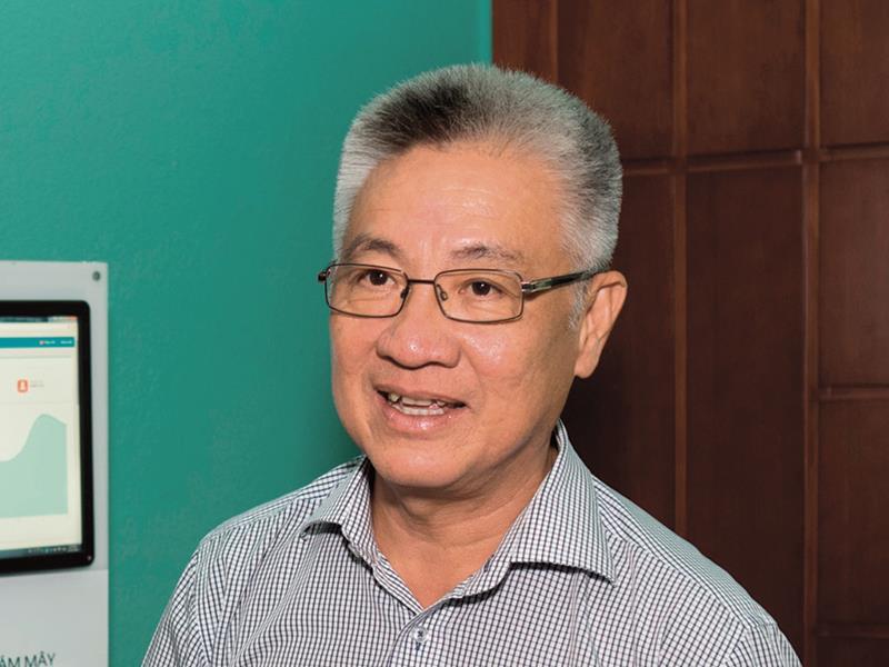 Tiến sĩ Nguyễn Thanh Mỹ.