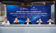 Decom Holdings và KardiaChain hợp tác chiến lược