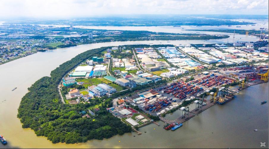 Tân Thuận dành các lô đất đẹp nhất của Khu để phát triển giai đoạn mới.