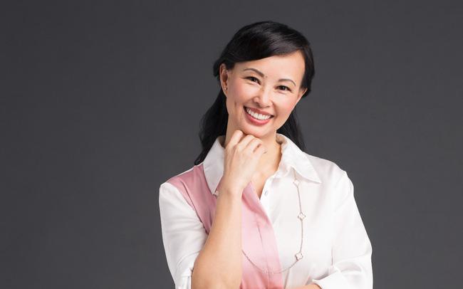 Bà Thái Vân Linh. Ảnh: NVCC