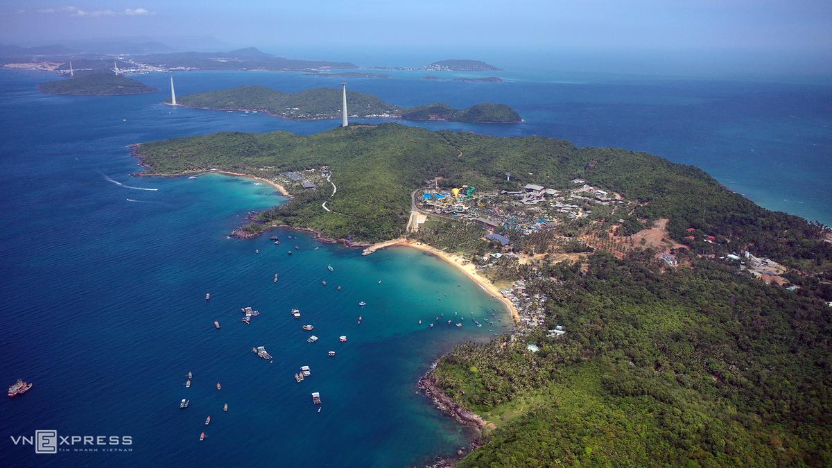 Đảo Phú Quốc. Ảnh:Ngọc Thành