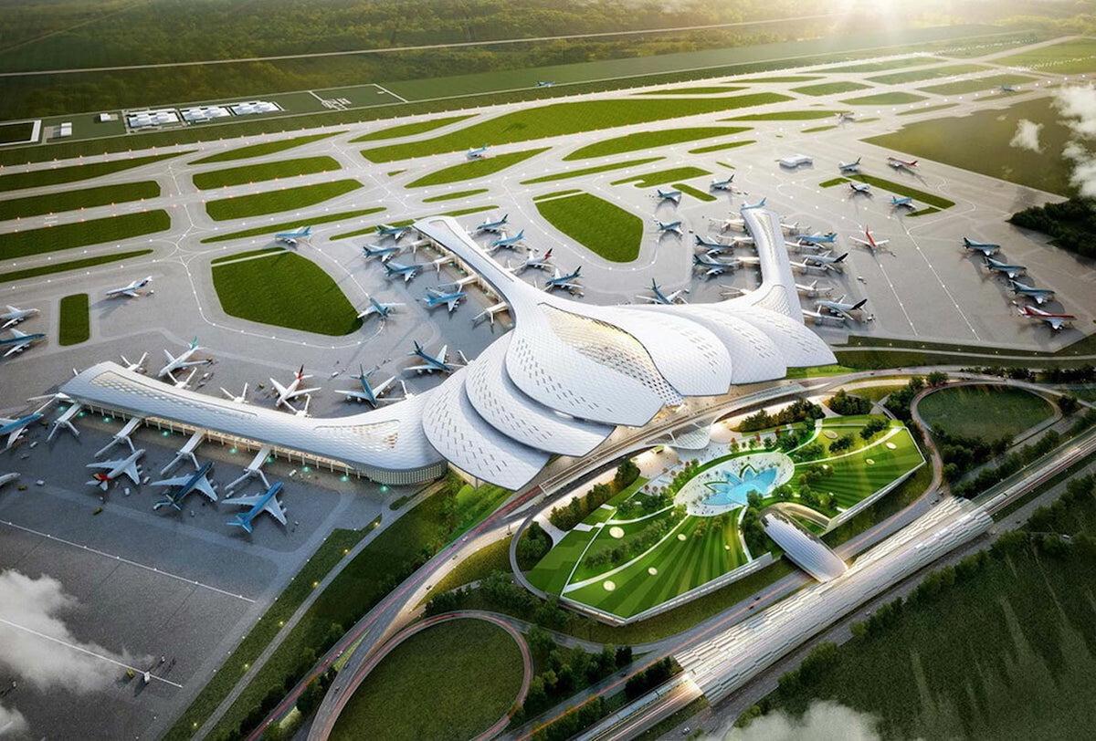 Sân bay Long Thành mang đến lợi thế tiếp cận nguồn du khách quốc tế cho La Gi