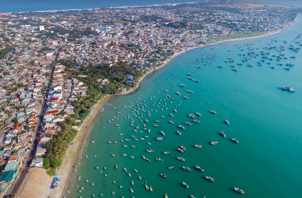 Bất động sản ven biển được xem là kênh đầu tư an toàn và bền vững. Ảnh: Getty Images