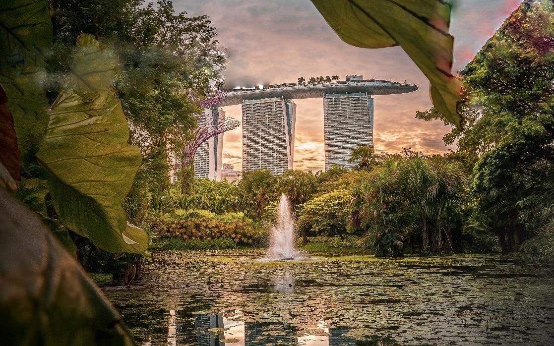 [Chiến dịch SingapoReimagine hướng đến mục tiêu định hình lại tương lai ngành du lịch tại Singapore và toàn cầu. Ảnh:STB.