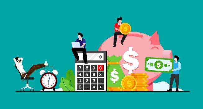 Thu nhập thụ động thường có sau thu nhập chủ động. Ảnh: Mint.