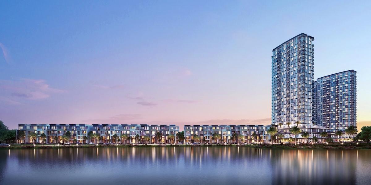 The 9 Stellars - dự án đầu tiên tại Việt Nam được phát triển dựa trên hệ sinh thái đô thị thông minh của Qualcomm.