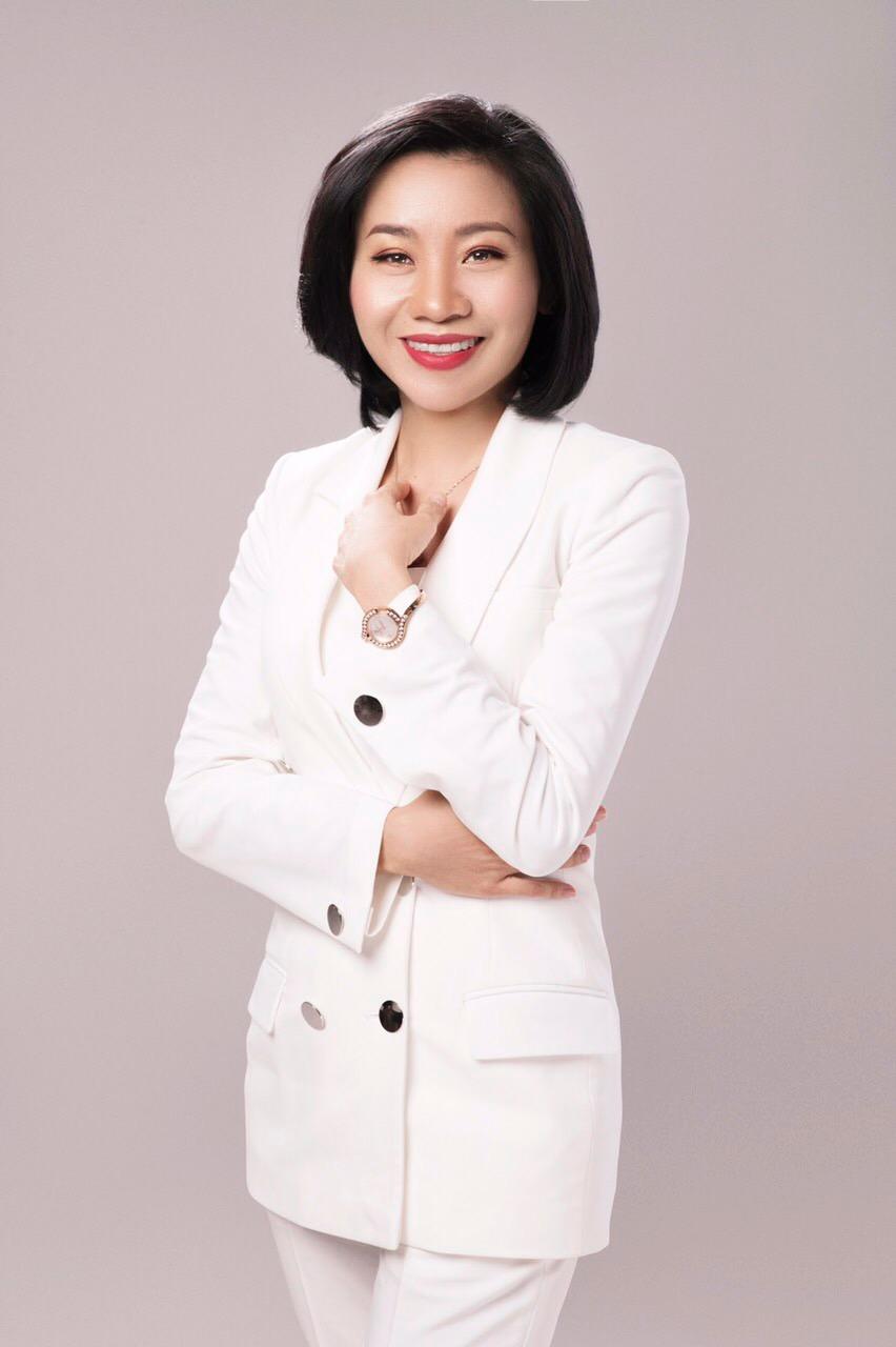 Bà Lê Thị Thanh Hằng, Tổng giám đốc công ty cổ phần Đầu tư kinh doanh Bất động sản Vietnam Groove.