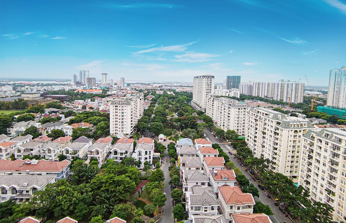 Nam Sài Gòn đón đầu dòng vốn đầu tư vào hạ tầng lên đến 5 tỷ USD. Ảnh: Bảo An