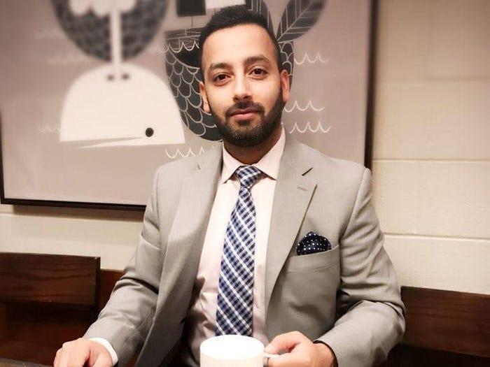 Vinny Soni, ông chủ của 7 bất động sản tại Canada. Ảnh: Vinny Soni
