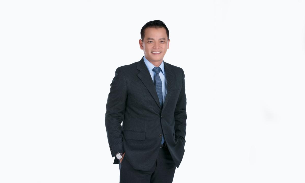 Ông Bùi Quốc Thắng – Tổng giám đốc Nu Skin Việt Nam.