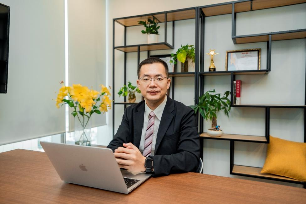 Ông Nelson Wu - Tổng giám đốc BEST Express Việt Nam.