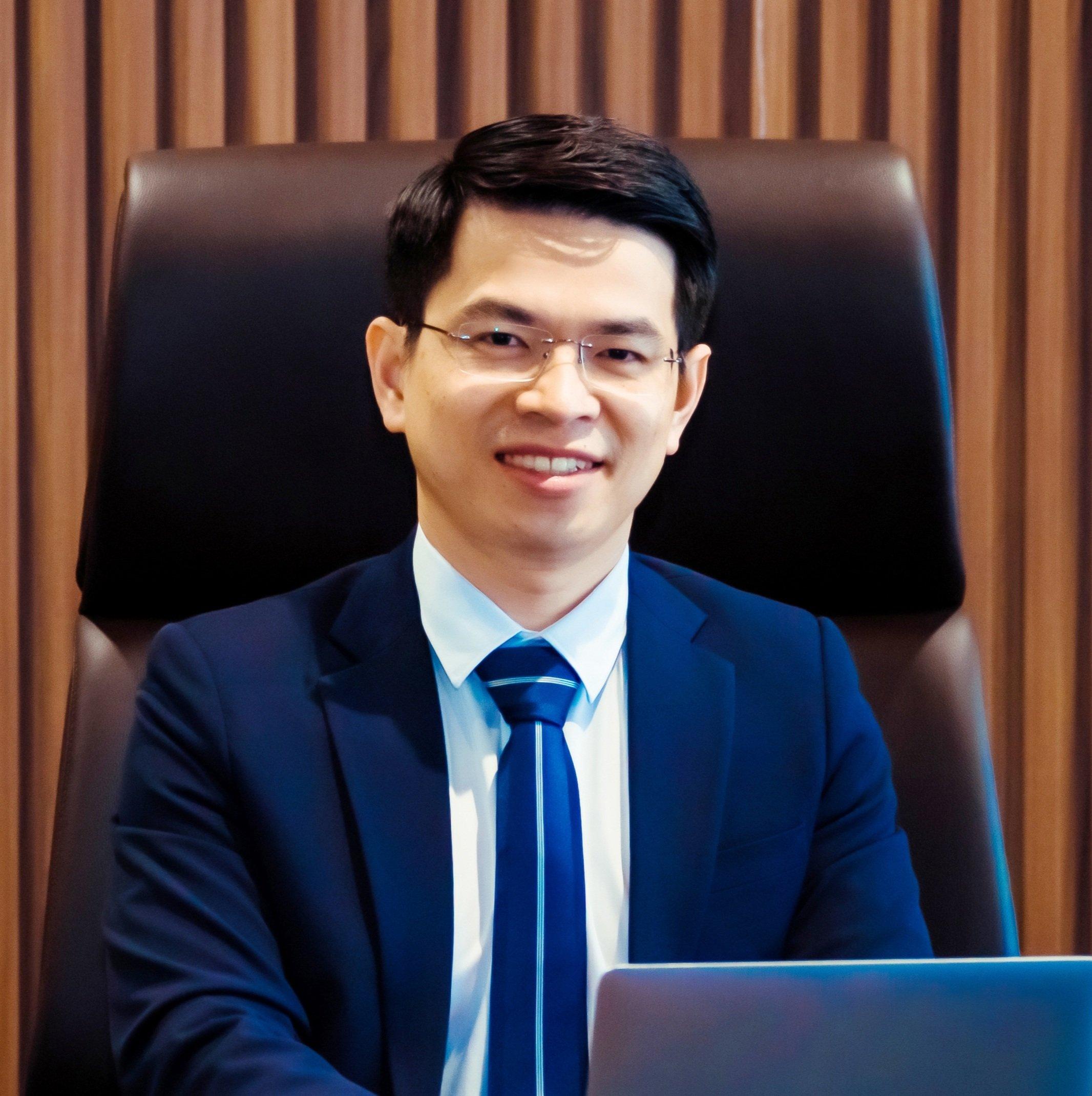 Ông Trần Ngọc Minh. Ảnh ngân hàng cung cấp