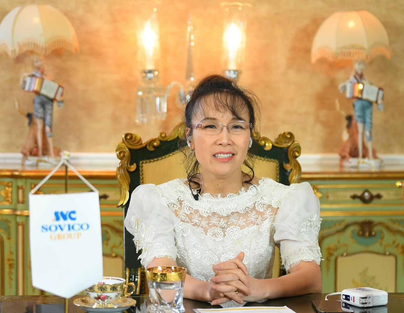 Theo bà Nguyễn Thị Phương Thảo, trách nhiệm xã hội của doanh nghiệp là một phần của triết lý kinh doanh lương thiện.